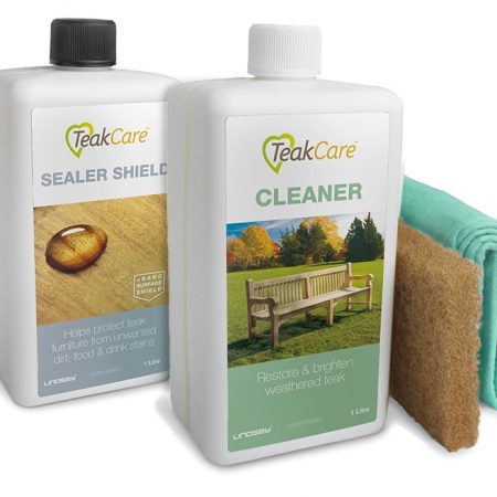 Teak Sealer Shield Cleaner