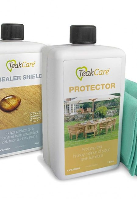 Teak Protector Sealer Shield Pack